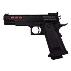 CAPA GAZ RED GOLDEN EAGLE